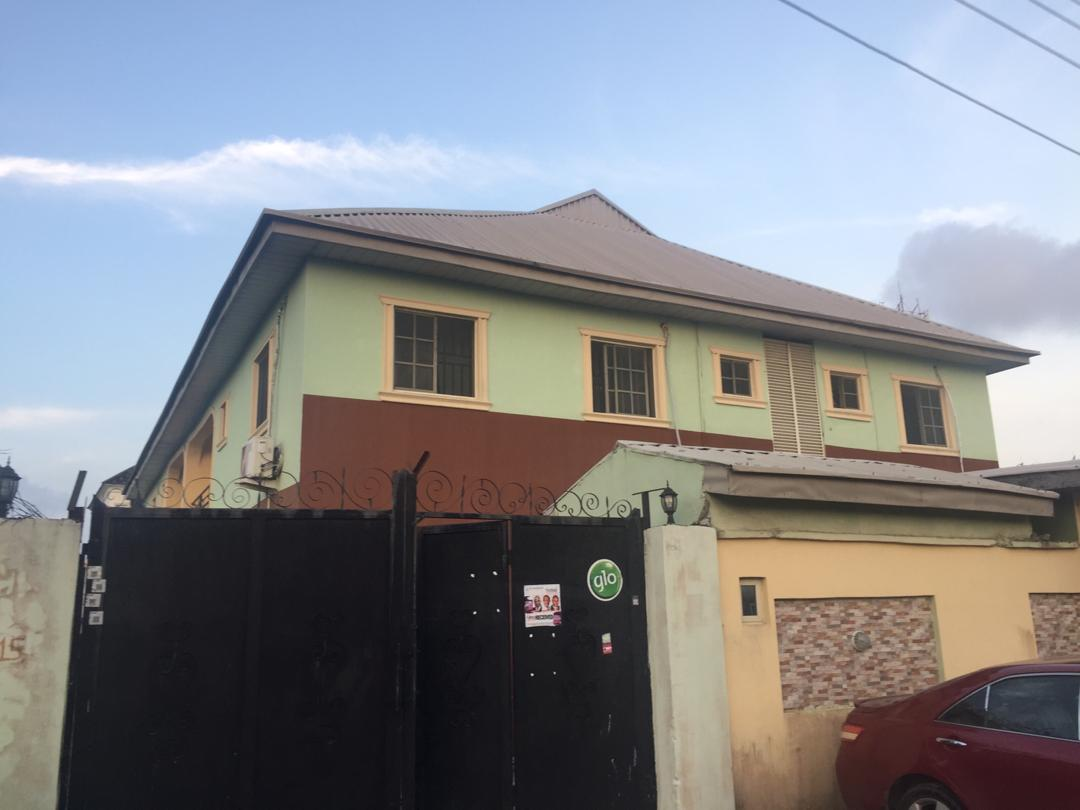 For Rent: TWO (2) BEDROOM FLAT AT LEKKI, LAGOS (ALL ROOMS ENSUIT)