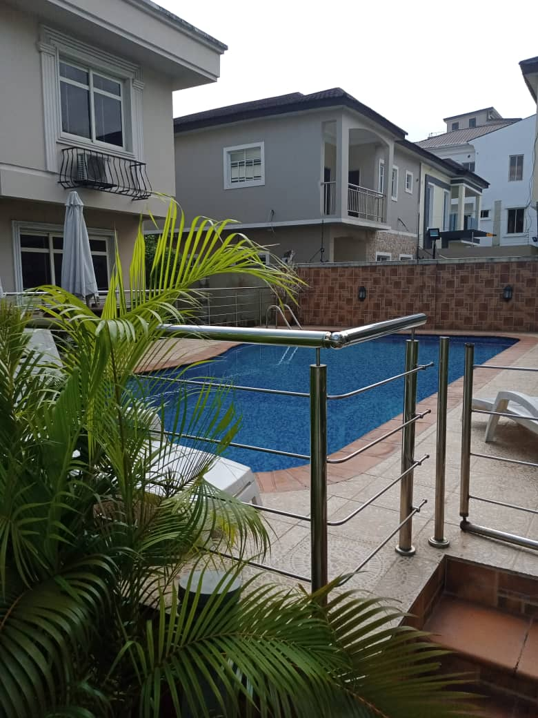 3 Bedroom duplex in Oniru, Lagos