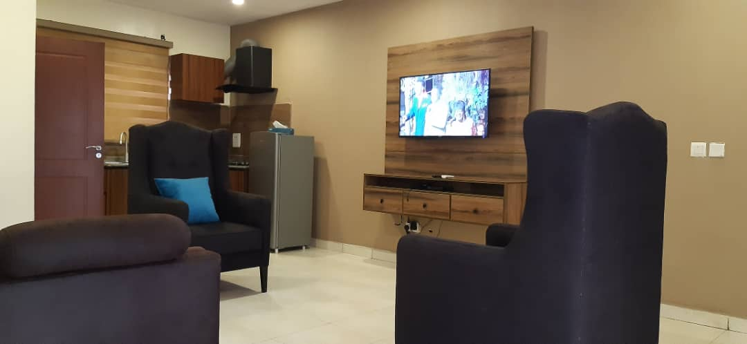 Beautiful 2 Bedroom Penthouse Apartment In Lekki phase 1.