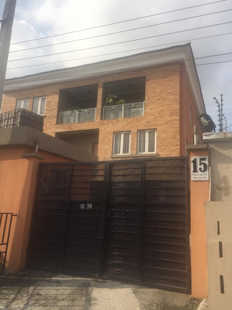 3 Bedrooms Apartments For Rent in Parkview Estate Ikoyi.