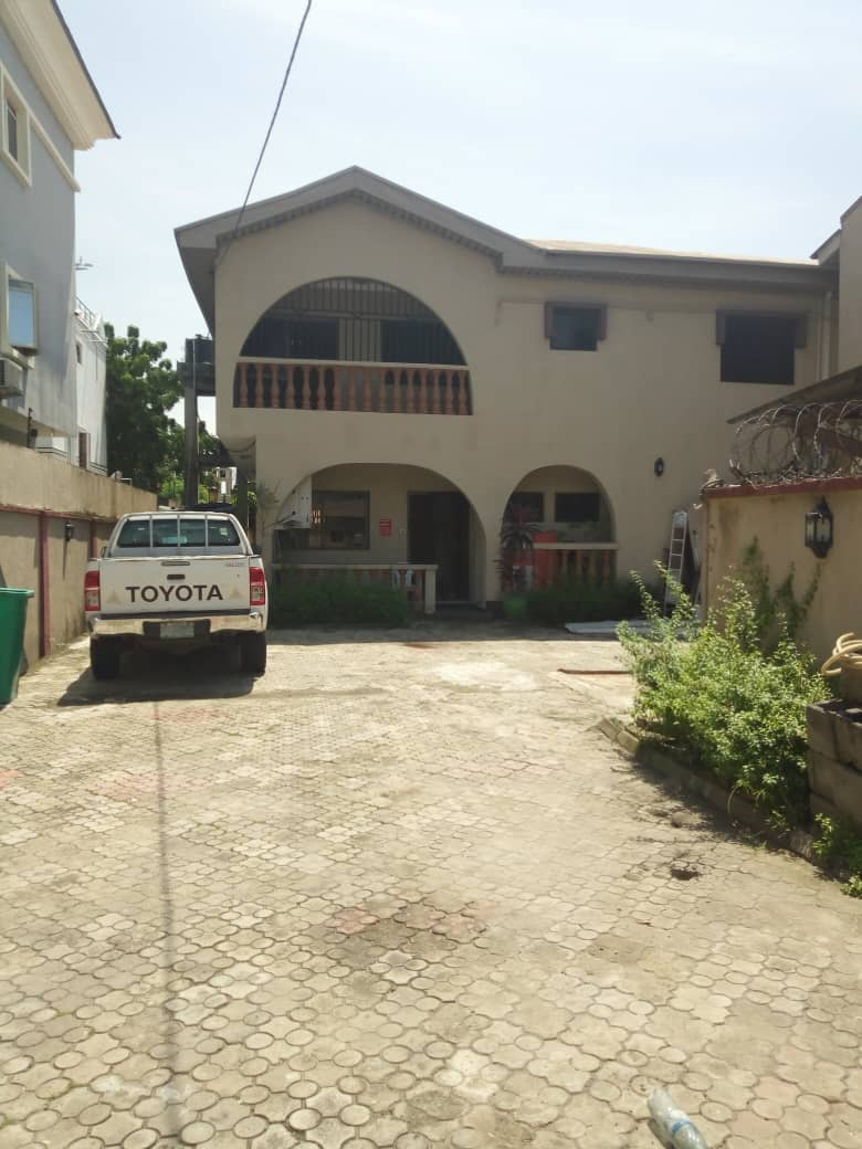 3 Bedroom Duplex for Rent In Lekki