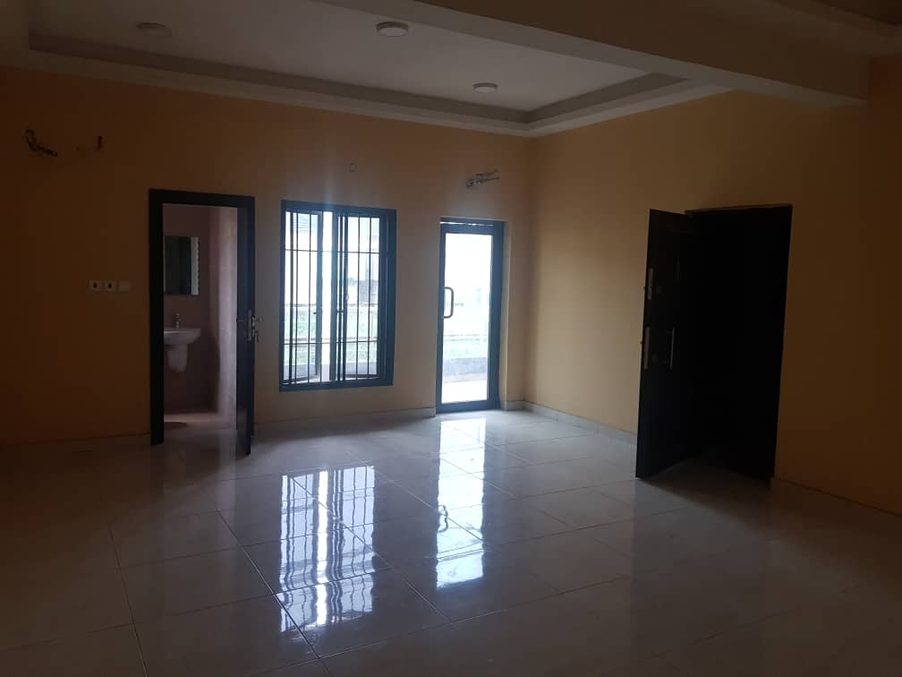 A Tastefully Finished 3 Bedroom flat with a BQ at Oral estate lekki.
