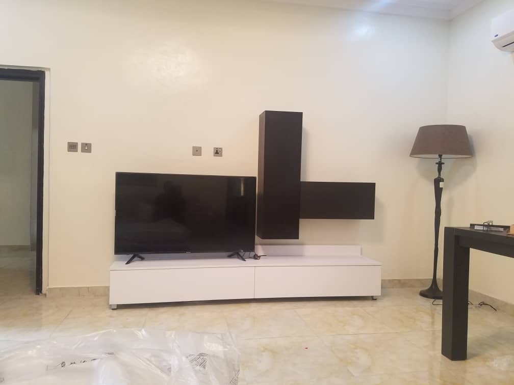 Exquisite Fully Furnished  3 Bedroom flat with a BQ