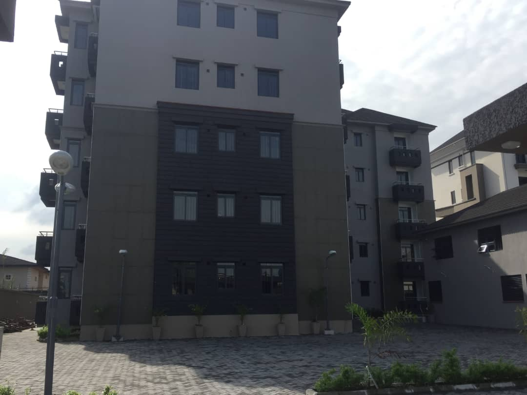 A Newly Built Smart 3 Bedroom Flat with BQ For Sale
