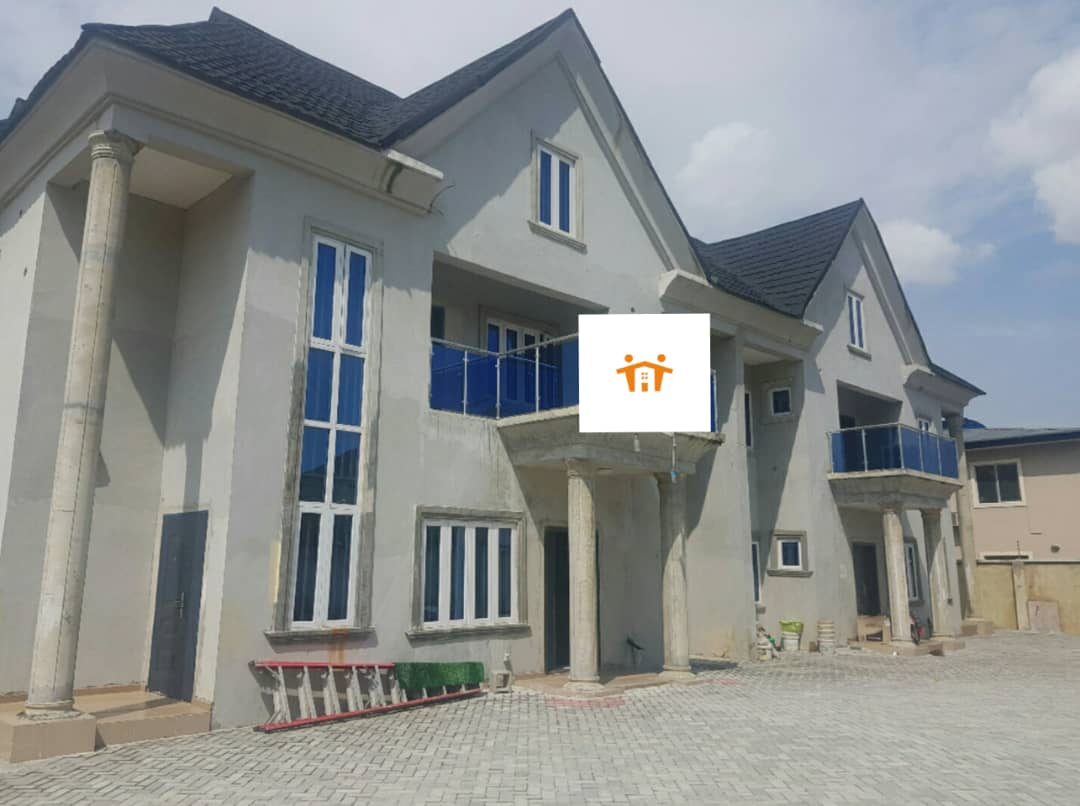 For Rent: Well constructed 4 bedroom semi detached duplex