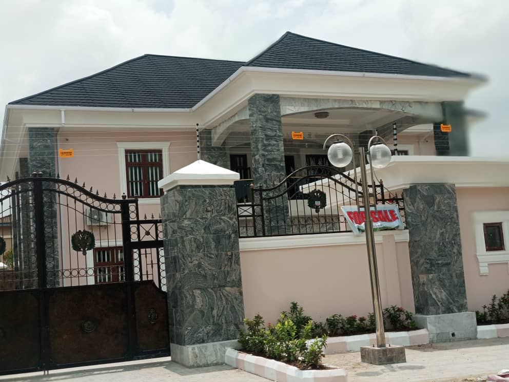 6 bedroom All Marble House  For Sale!!!