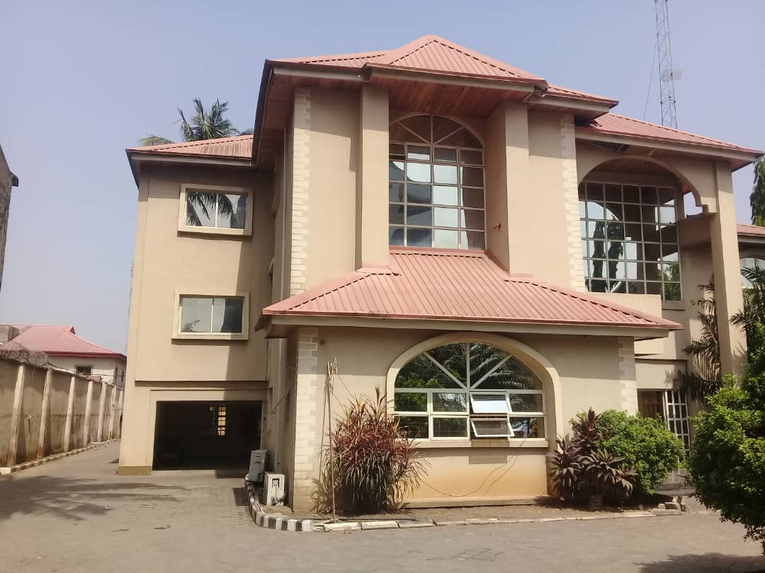 For Sale: Brand new 6 bedrooms fully detached duplex with 2 BQ
