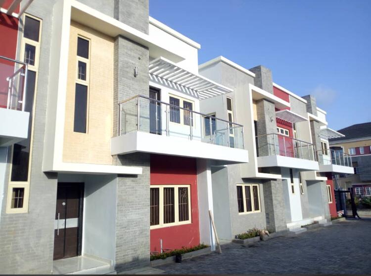 Tastefully finished and fully fitted 3 bedrooms terrace duplex with BQ