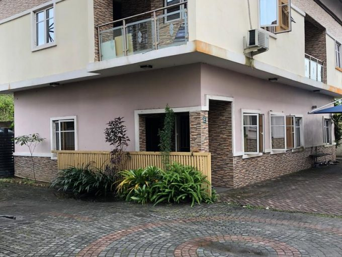 Spacious newly built 5 bedroom detached duplex with BQ 4 SALE!